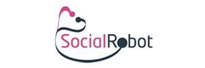 logo social robot